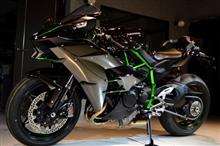 「究極のニンジャ」参上! カワサキ・Ninja H2 バイクコーティング【リボルト静岡】