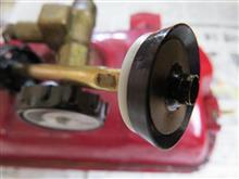 ツーバーナー ポンプカップの修理