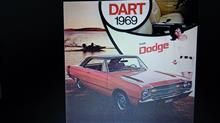 1969 ダート GTS
