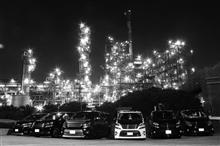 Team ALVELL 四日市夜景撮影ナイトオフ