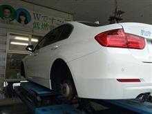 BMW純正 ブレーキクーリングダクト
