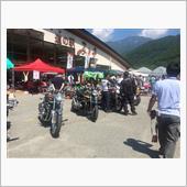 道の駅みとみ バイク祭り