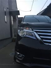 初洗車と初満タン法での燃費