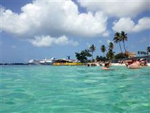 フロリダ旅行  4日目 カリブ海クルーズ バハマ ナッソー 後半