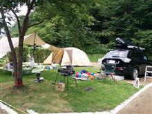 夏はキャンプだ!