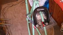 Brembo自転車Vブレーキ用カーボンブースター