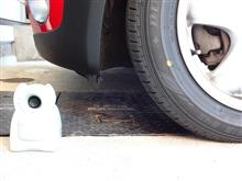 タイヤの熱中症(2)