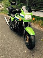 久々のバイク
