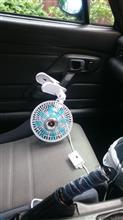 扇風機の位置を変更🎵