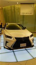 新型LEXUS RX  国内初披露