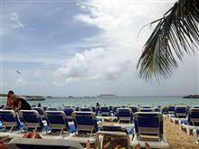 フロリダ旅行  5日目 カリブ海クルーズ グレートストラップケイ