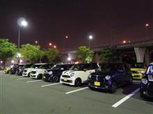 8月ナイトオフ☆ .☆*゚・゚ 2周年 .☆*゚・゚