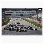 韓国レース車載。