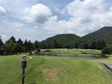 ゴルフに行ったのです