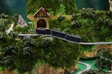 夏祭り&鉄道博