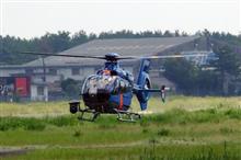 働く ヘリコプター