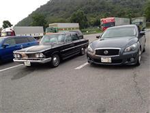 日本自動車博物館と能登島!