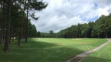ゴルフ二日目