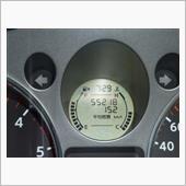 平均燃費15.2km(メータ ...