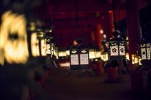 Lantern Night at Nara
