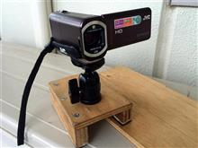 ビデオカメラ バージョンアップ