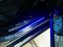 ドア開閉連動点灯 LEDイルミネーションライト 取付