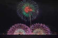 第67回 諏訪湖祭り湖上花火大会