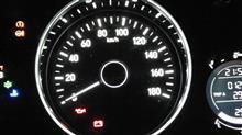 ホンダ ヴェセル 1500G 乗車記録