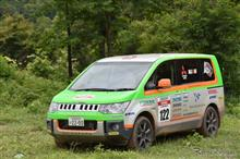 【 アジアクロスカントリーラリー15 】 アウトランダー PHEV の クラス優勝 を 支えた 伴走車 「 デリカ D:5 」 : レスポンス ・・・・