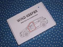 WIND KEEPER届きました!