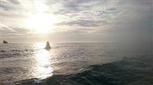 今年3回目の海