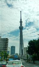 東京旅行に行ってきました