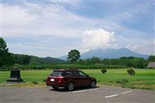 夏ドライブ2015  入笠山~御嶽 8月7日