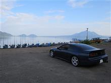 Z32と行く 夏の支笏湖