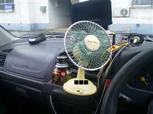 エアコン効かない代車アルトをさらに快適化!?その後なんと…