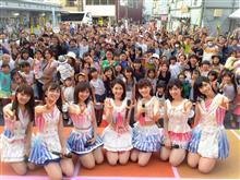 第52回AKB48被災地訪問 気仙沼
