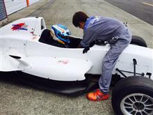 2015 FTRS (フォーミュラトヨタ・レーシングスクール) 受講