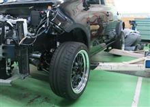 オーテック30周年記念車、究極の笑顔製造機、試作車鋭意製作中!