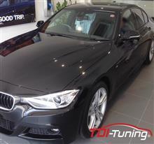 【ディーゼルサブコンTDI Tuning TWIN CHANNEL】BMW 320d インプレ頂きました。