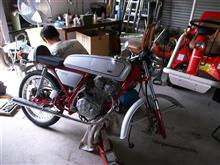 Hondaドリーム第二弾