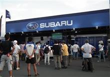 SUBARU/STIブース情報