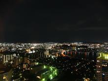 福岡タワーに上ってきた!