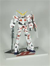 「HGUC ユニコーンガンダムVer.GUNDAM docks at Hong Kong II」レビュー。