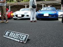 NCEC Roadster 10th Anniversary Meeting