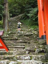 伊勢熊野お参りツアー 恐怖の石段