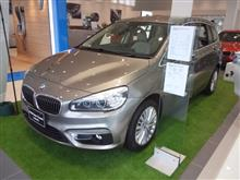 〈展示車〉BMW GranTourer 218d Luxury