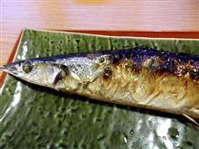 秋刀魚も美味いが・・・駐車場も・・・