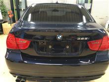BMW+レーダー+バックカメラ 月曜日のカノです