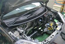 オーテック創立30周年記念車、さてエンジンは?
