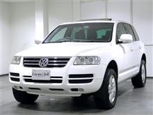 VWのTouareg(トゥアレグ)